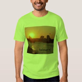 new jersey beach tee shirt
