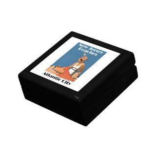 New Jersey Beaches ~ Atlantic City Gift Box