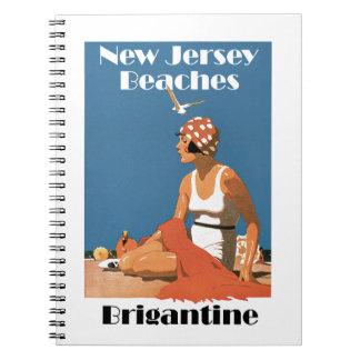 New Jersey Beaches ~ Atlantic City Notebook