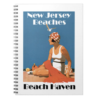 New Jersey Beaches ~ Beach Haven Notebook