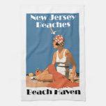 New Jersey Beaches ~ Beach Haven Towel