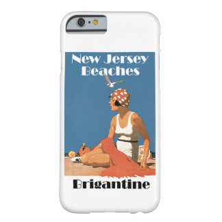 New Jersey Beaches ~ Brigantine Barely There iPhone 6 Case