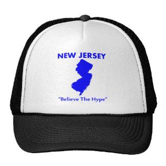 New Jersey - Believe The Hype Trucker Hat