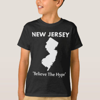 New Jersey - Believe The Hype T-Shirt