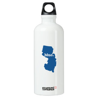 NEW JERSEY BLUE STATE WATER BOTTLE