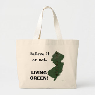 New Jersey Bolsas Lienzo