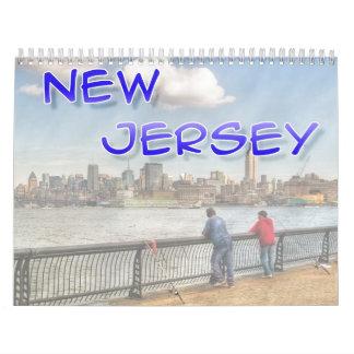 New Jersey Calendar