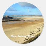 New Jersey Coast, NJ Sticker