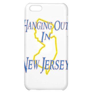 New Jersey - colgando hacia fuera
