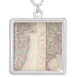 New Jersey, Delaware, and Maryland Pendants