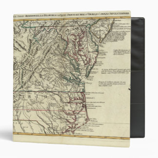 New Jersey, Delaware, Virginia, North Carolina Binder