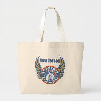 New Jersey Democrat Party Tote Bag