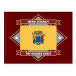 New Jersey Diamond Post Card