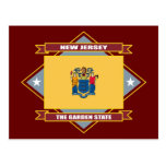 New Jersey Diamond Postcard