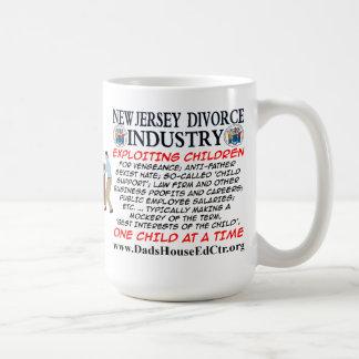 New Jersey Divorce Industry. Mug