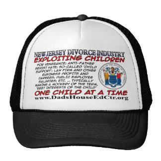 New Jersey Divorce Industry.. Trucker Hat