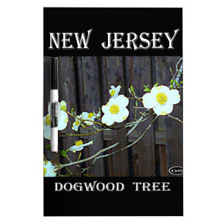 New Jersey Dogwood Dry-Erase Board