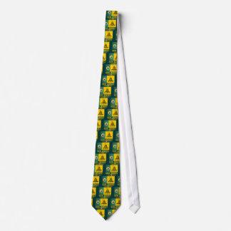 New Jersey (DTOM) Corbata Personalizada