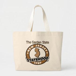 New Jersey el estado jardín Bolsa De Mano