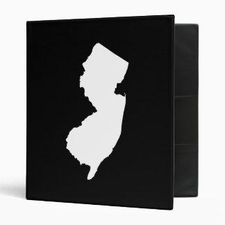 """New Jersey en blanco y negro Carpeta 1"""""""