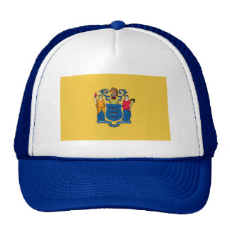 New Jersey Flag Hat
