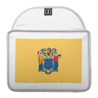 NEW JERSEY FLAG MAP SLEEVES FOR MacBooks