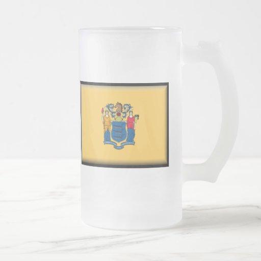 New Jersey Flag Mug