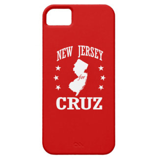 NEW JERSEY FOR TED CRUZ iPhone 5 CASE