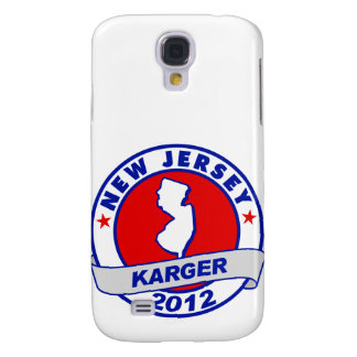 New Jersey Fred Karger Samsung Galaxy S4 Cover