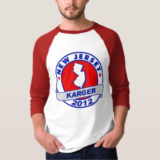 New Jersey Fred Karger T-Shirt
