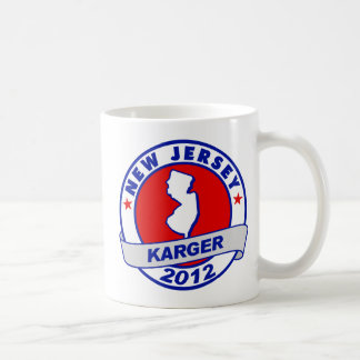 New Jersey Fred Karger Taza