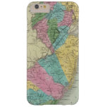 New Jersey Funda De iPhone 6 Plus Barely There