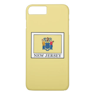 New Jersey Funda iPhone 7 Plus