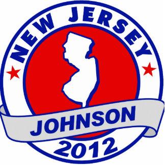 New Jersey Gary Johnson Cut Outs