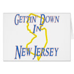 New Jersey - Gettin' Down Cards