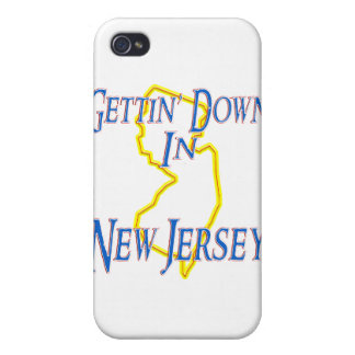 New Jersey - Getting abajo iPhone 4 Protector