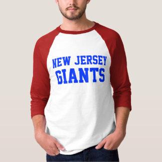 New Jersey Giants Playeras