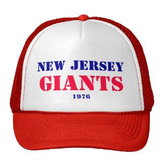New Jersey Giants Trucker Hat