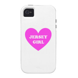 New Jersey Girl iPhone 4/4S Covers