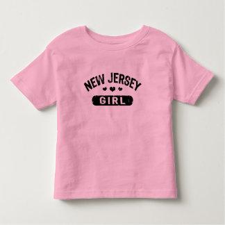 New Jersey Girl Toddler T-shirt