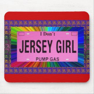 New Jersey Girls Mousepad