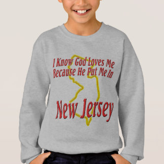 New Jersey - God Loves Me Dresses