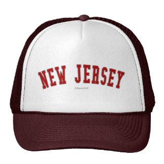 New Jersey Gorro