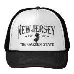 New Jersey Gorros Bordados