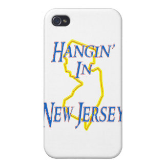 New Jersey - Hangin iPhone 4 Protector