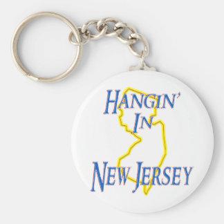 New Jersey - Hangin' Key Chains