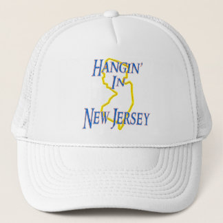 New Jersey - Hangin' Trucker Hat