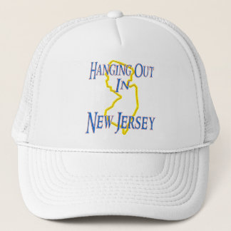 New Jersey - Hanging Out Trucker Hat