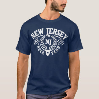 New Jersey, Heck Yeah, Est. 1787 T-Shirt