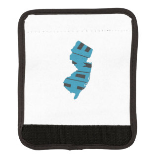 New Jersey Home State Luggage Handle Wrap